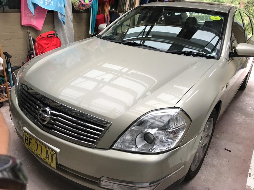 Picture of Martin's 2006 Nissan Maxima Ti