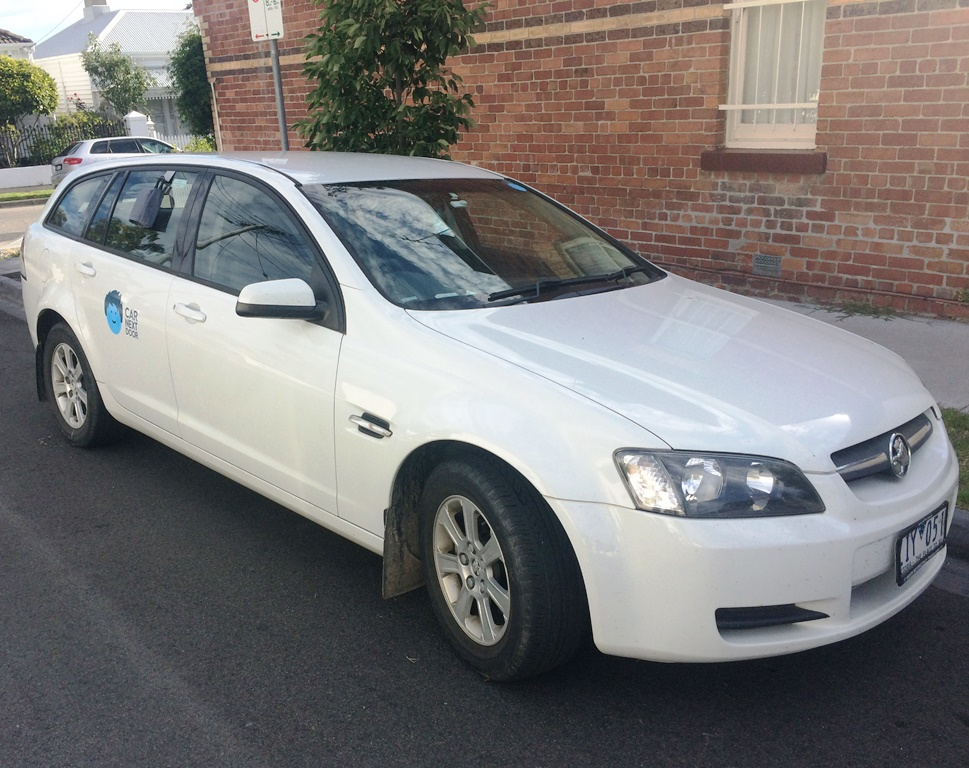 Picture of Alexander's 2009 Holden Commodore Omega