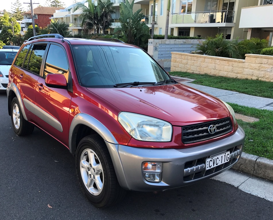 Picture of Sunveer's 2002 Toyota Rav4