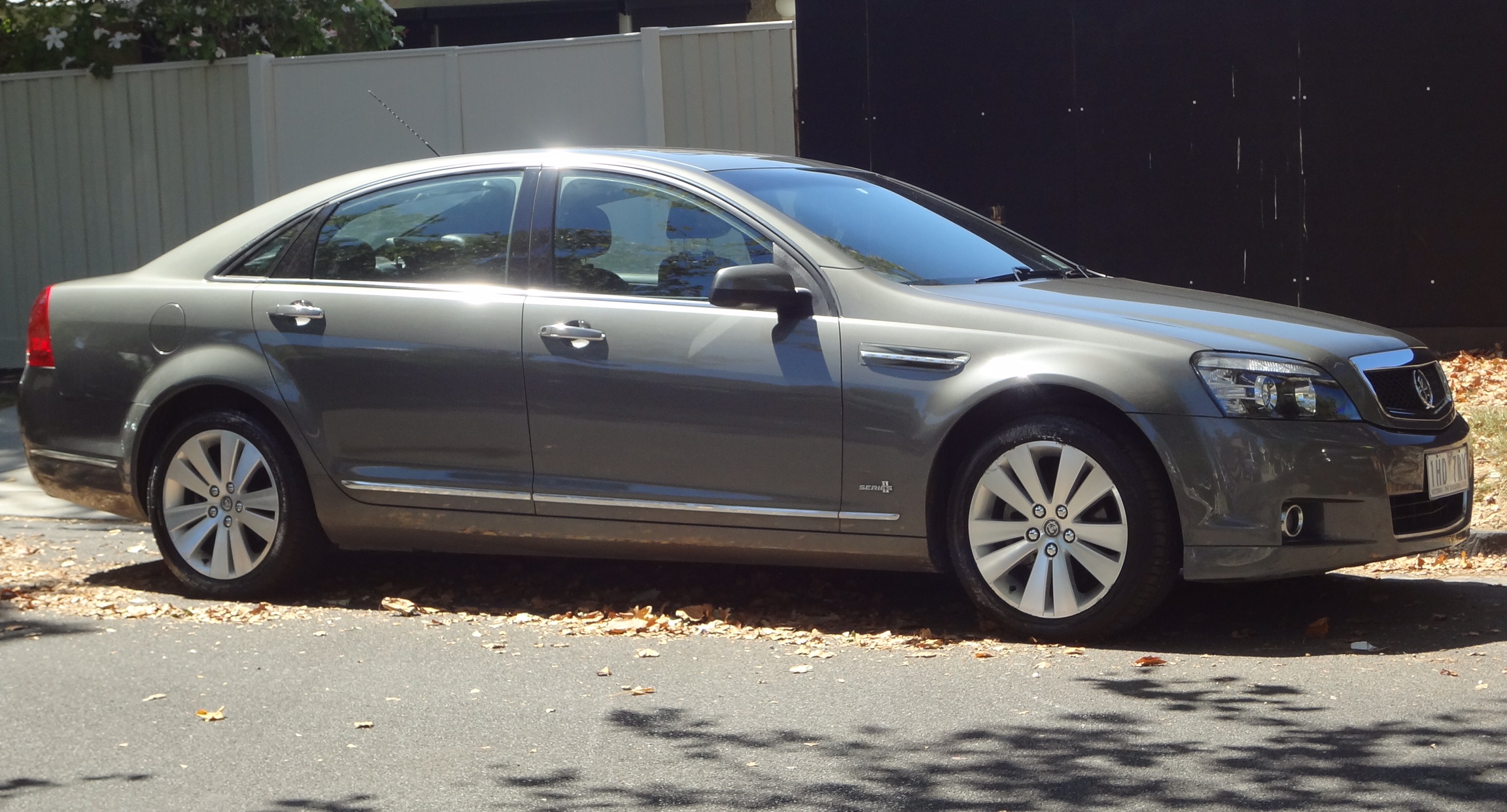 Picture of Vasilios' 2011 Holden Caprice