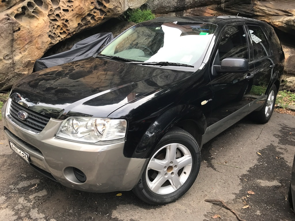 Picture of James' 2005 Ford Territory
