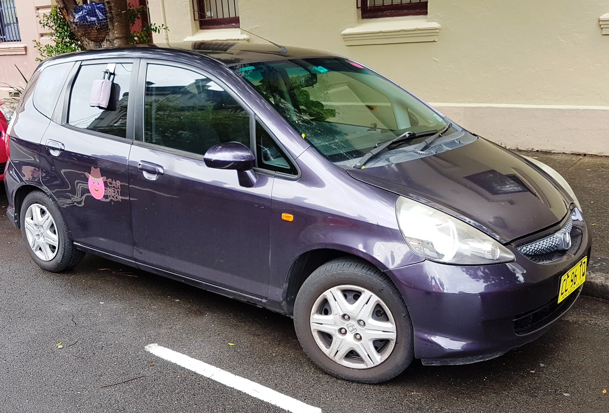 Picture of Michael's 2008 Honda Jazz