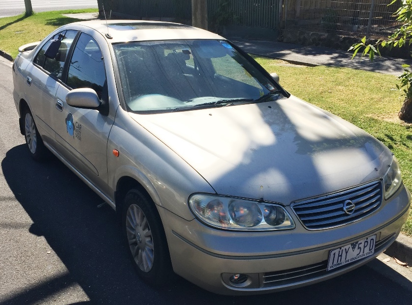Picture of Sian's 2004 Nissan Pulsar
