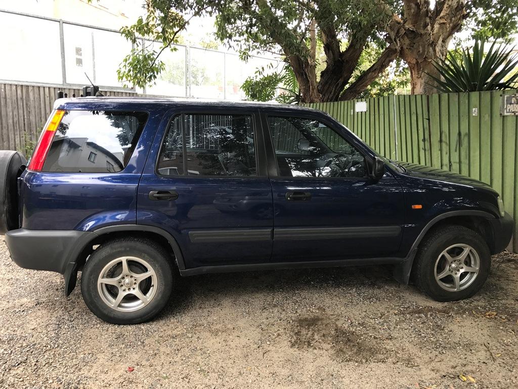 Picture of Alva's 2001 Honda CRV