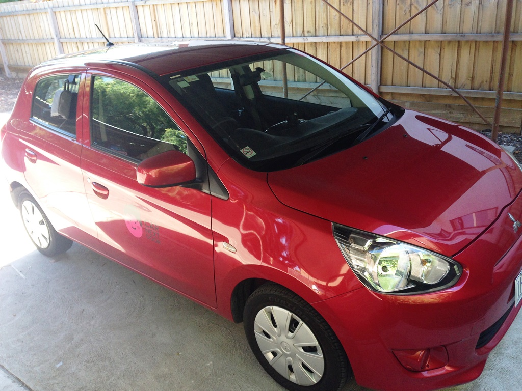 Picture of Tom's 2014 Mitsubishi Mirage