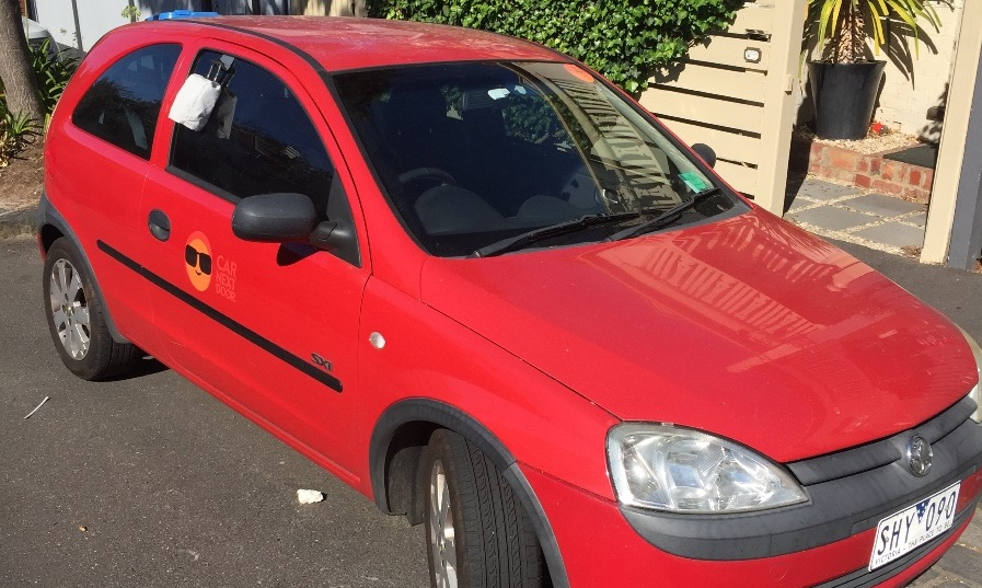 Picture of Whitney's 2003 Holden Barina