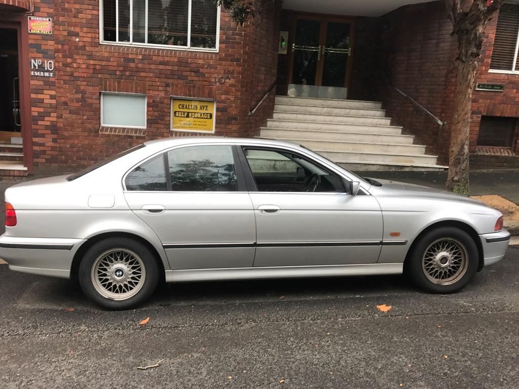 Picture of Joseph's 2000 BMW 5 Series
