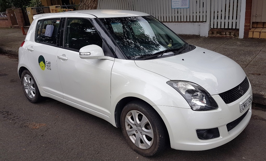 Picture of Catherine's 2010 Suzuki Swift