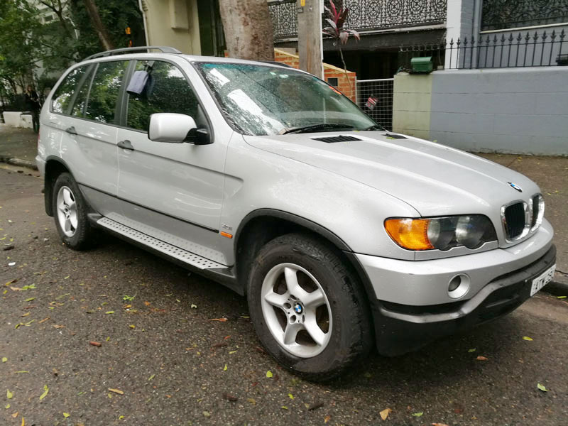 Picture of Victor's 2001 BMW X5