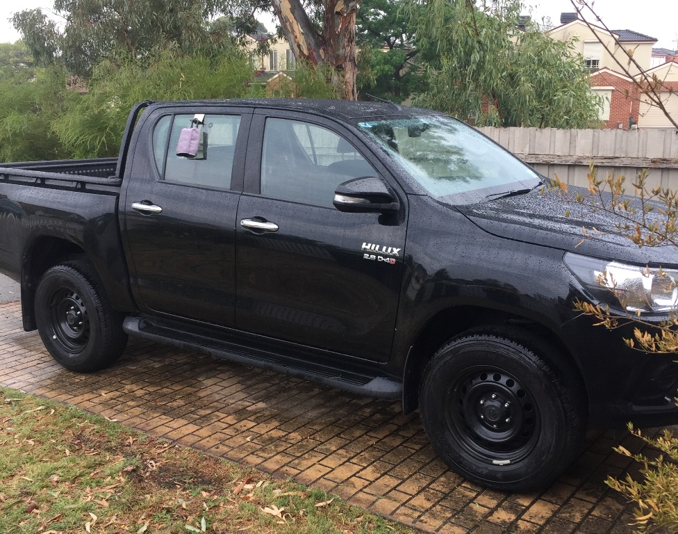 Picture of Juan's 2015 Toyota Hilux