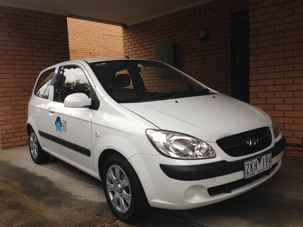 Picture of Mareco's 2009 Hyundai Getz