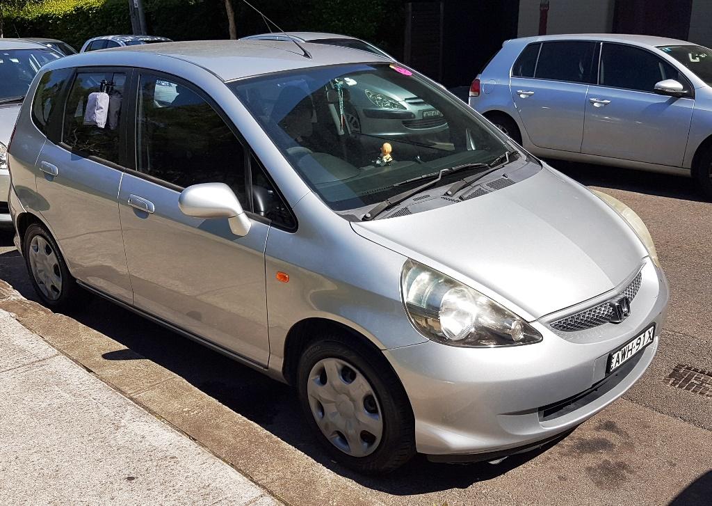 Picture of Sofia's 2005 Honda Jazz