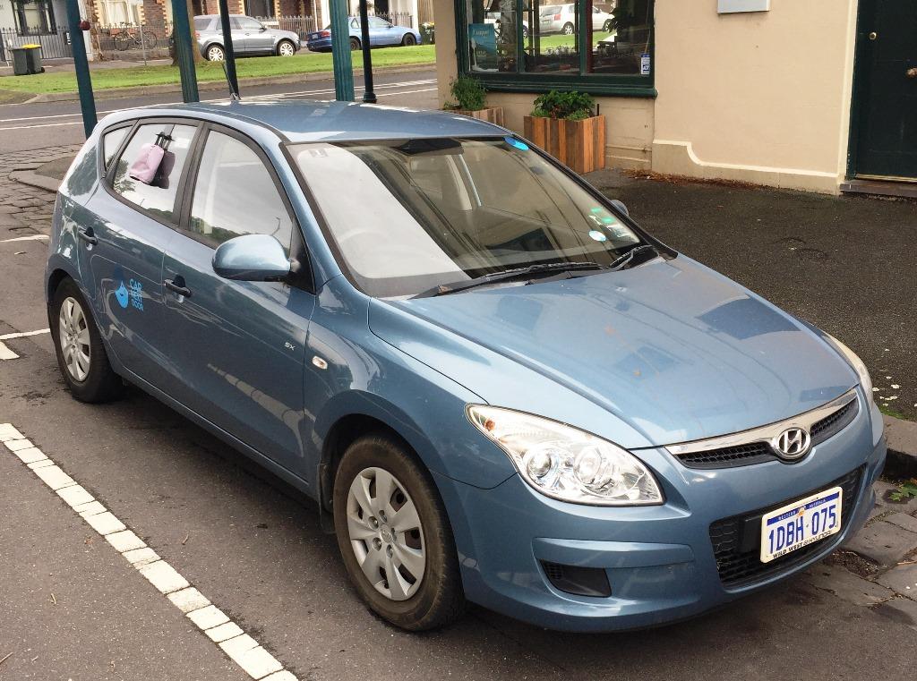Picture of Tarin's 2009 Hyundai i30