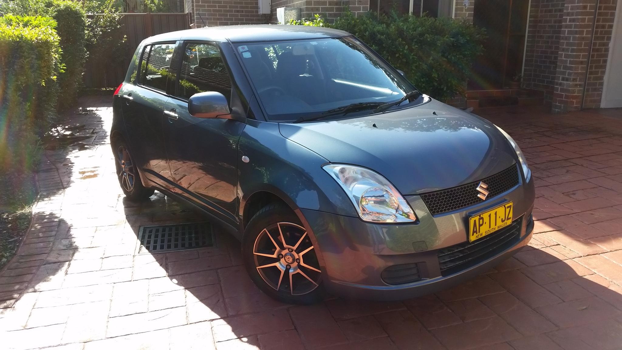 Picture of Maneesh's 2007 Suzuki Swift