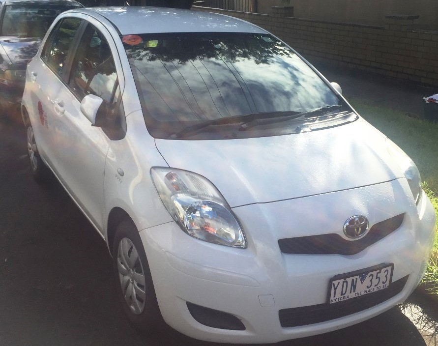 Picture of Anna's 2010 Toyota Yaris