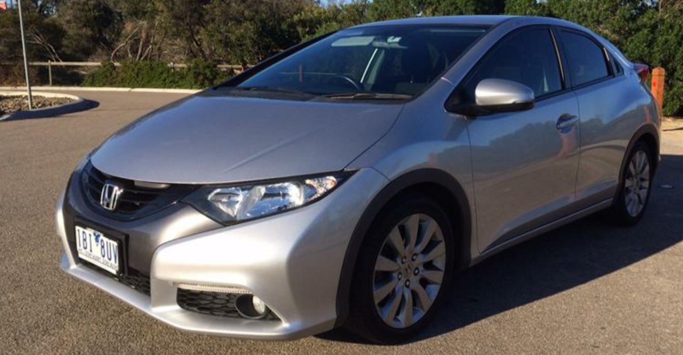 Picture of Tristan's 2013 Honda Civic DTiS