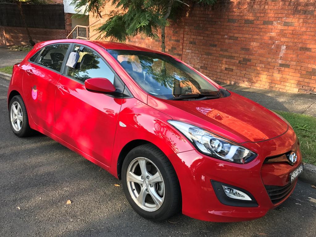 Picture of Robert's 2013 Hyundai i30