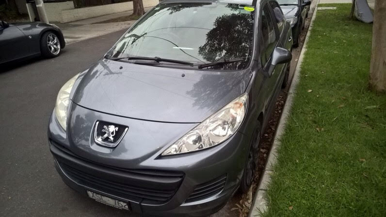 Picture of Andrew's 2009 Peugeot 207