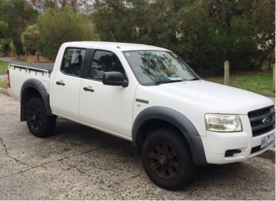 Picture of Jeremy's 2008 Ford Ranger XL