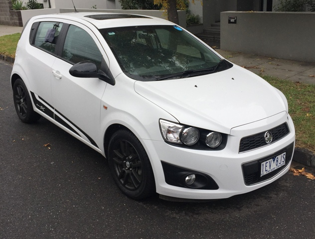 Picture of Jessica's 2015 Holden Barina