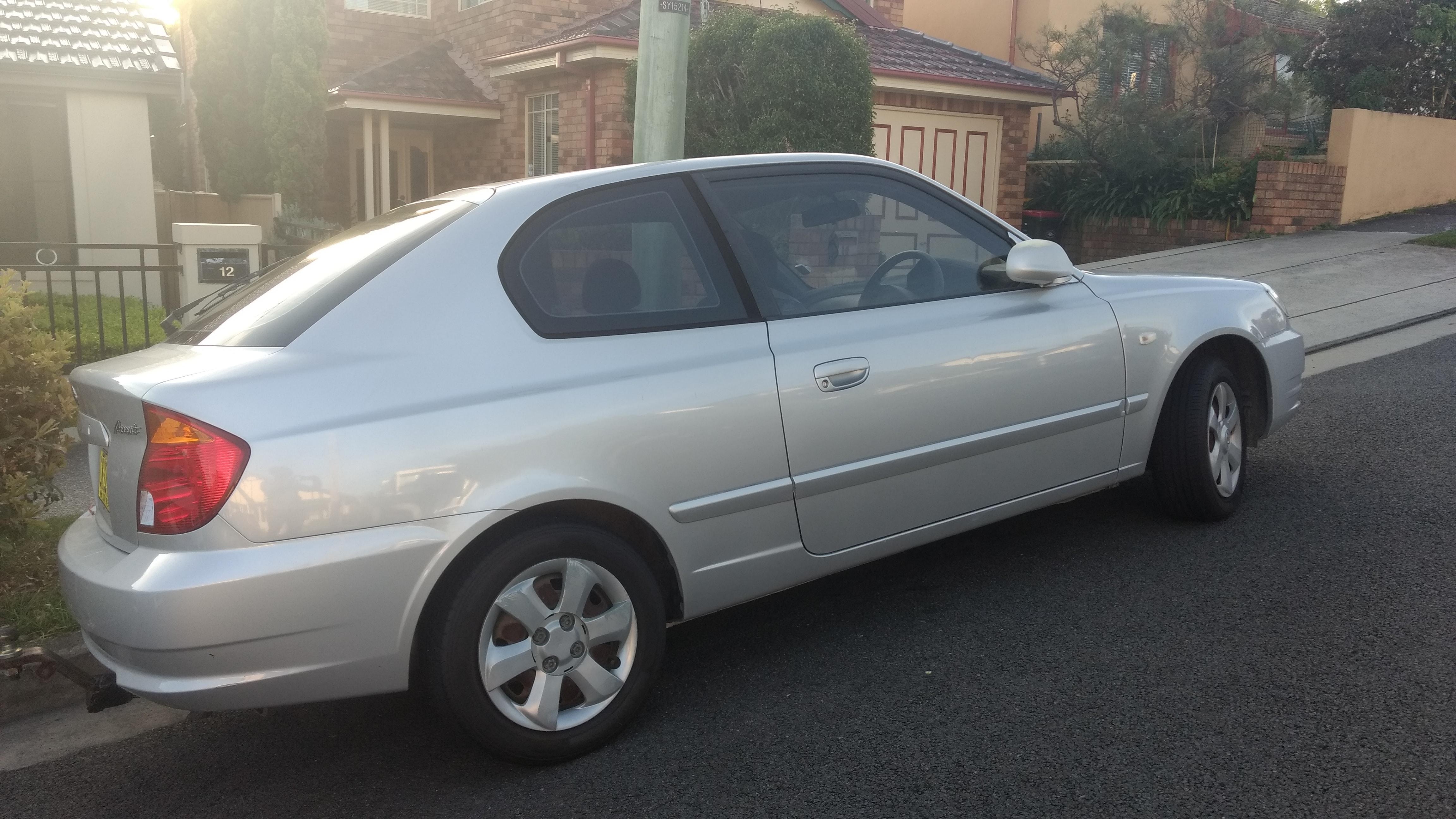 Picture of Elvire's 2005 Hyundai Accent