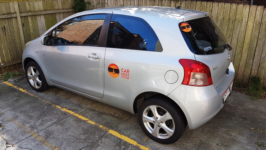 Picture of Emma's 2005 Toyota Yaris
