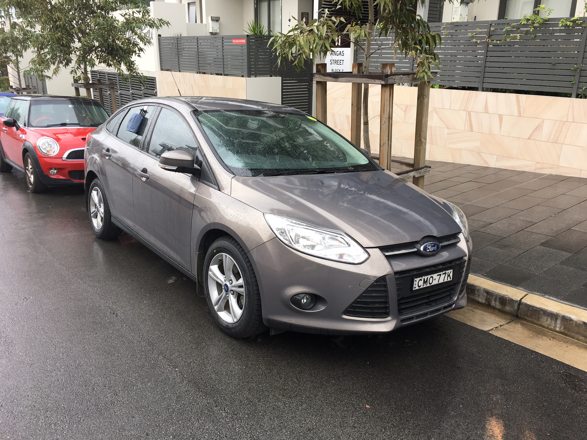 Picture of Yang's 2013 Ford Focus