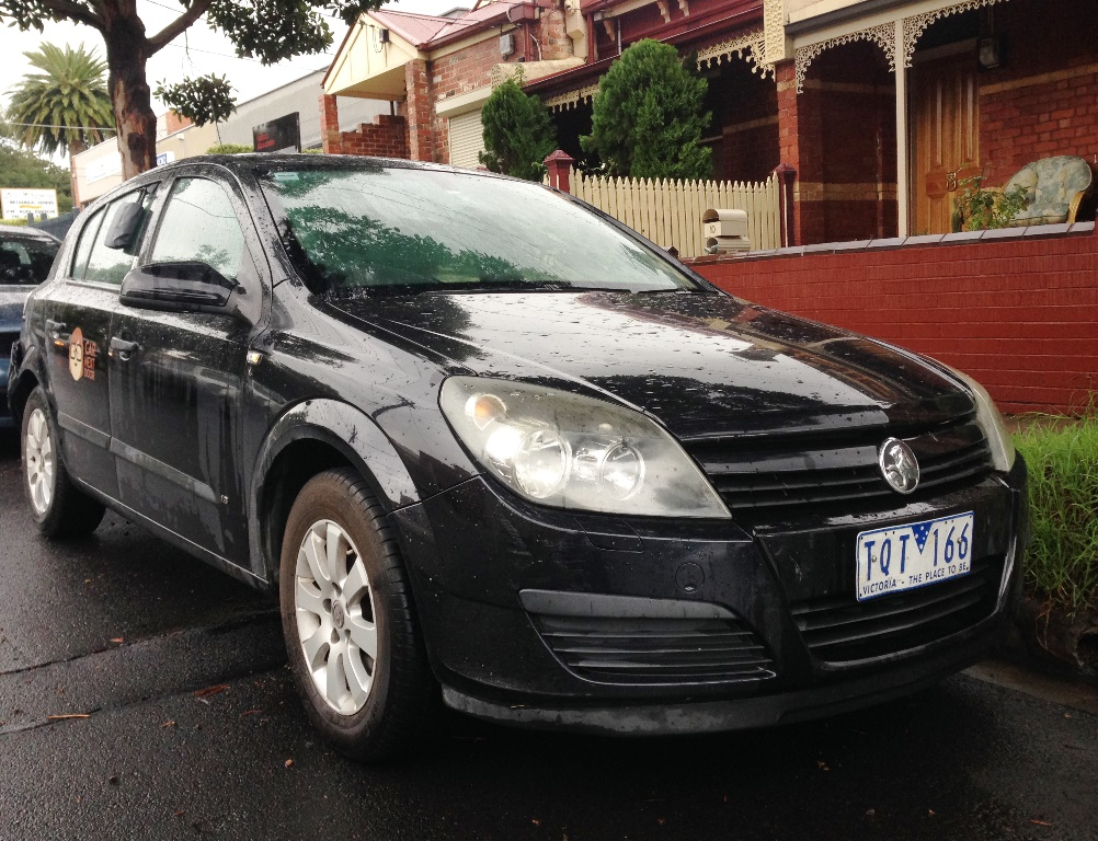 Picture of Rachael's 2005 Holden Astra