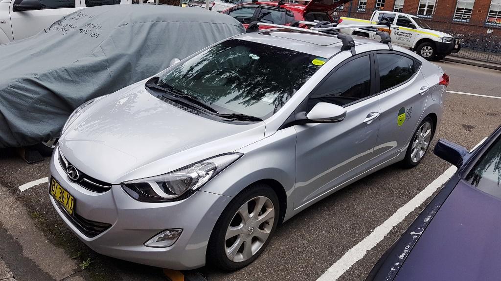 Picture of Daniel's 2012 Hyundai Elantra MD Premium
