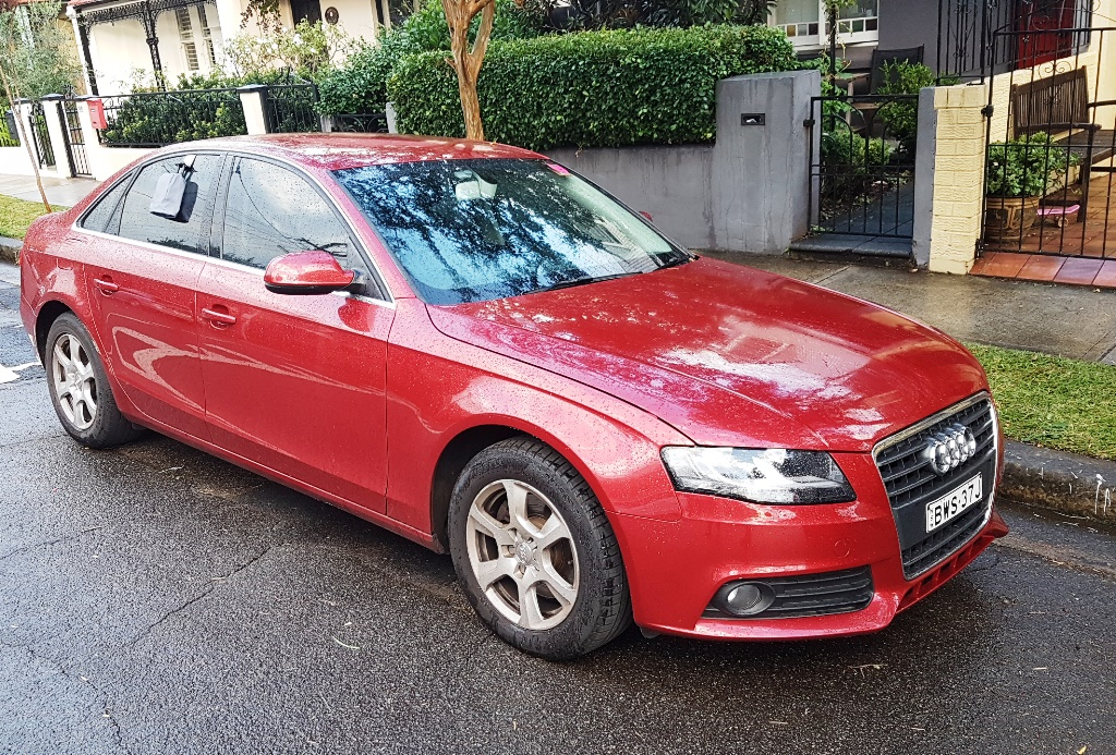 Picture of Pablo's 2010 Audi A4