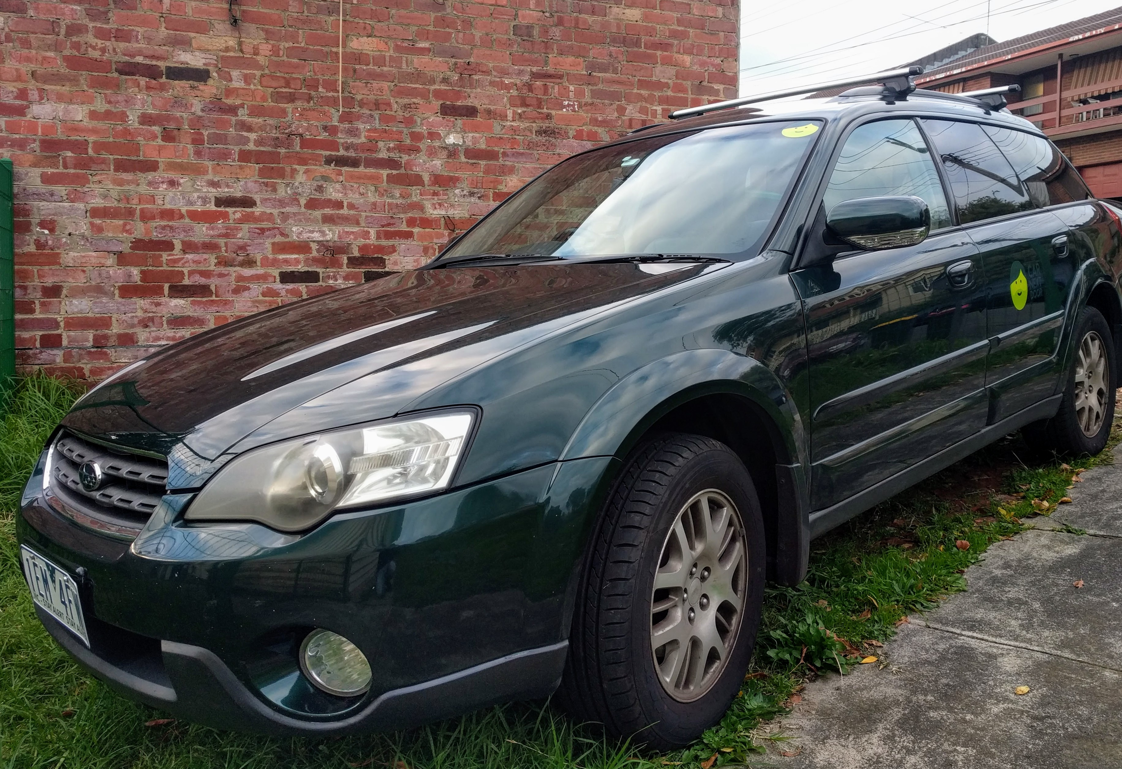 Picture of Patrick's 2006 Subaru Outback