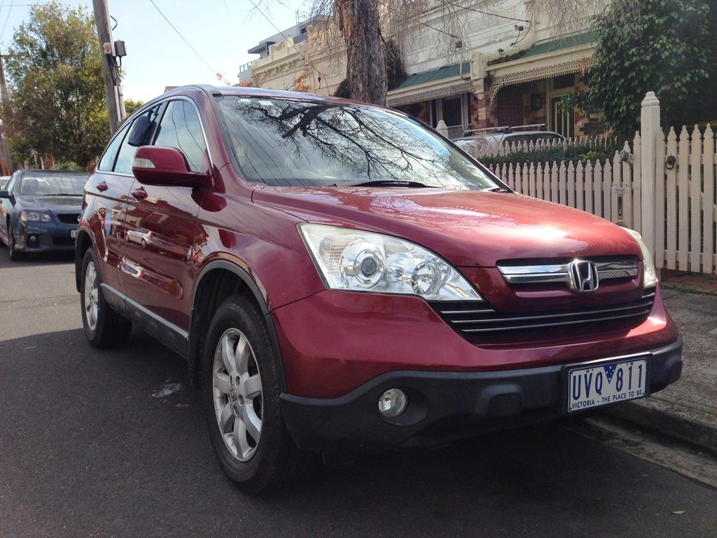Picture of Maureen's 2007 Honda CRV
