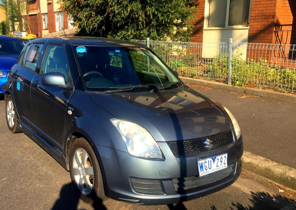 Picture of Jodie's 2008 Suzuki Swift