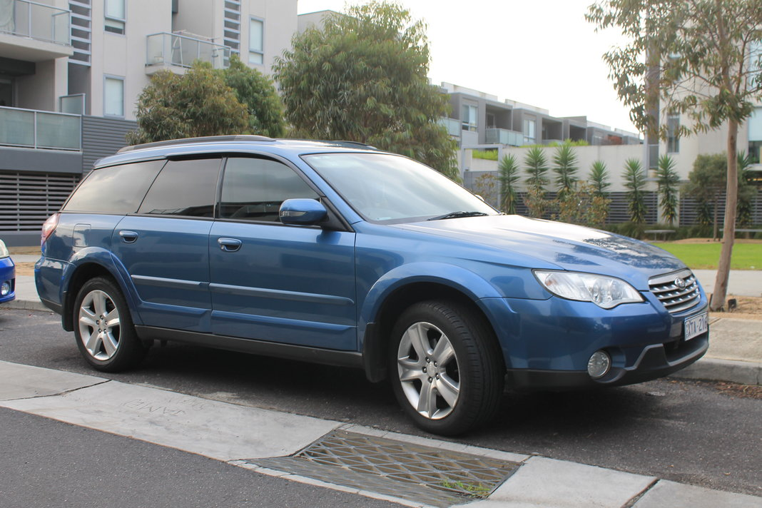 Picture of Sev's 2008 Subaru Outback