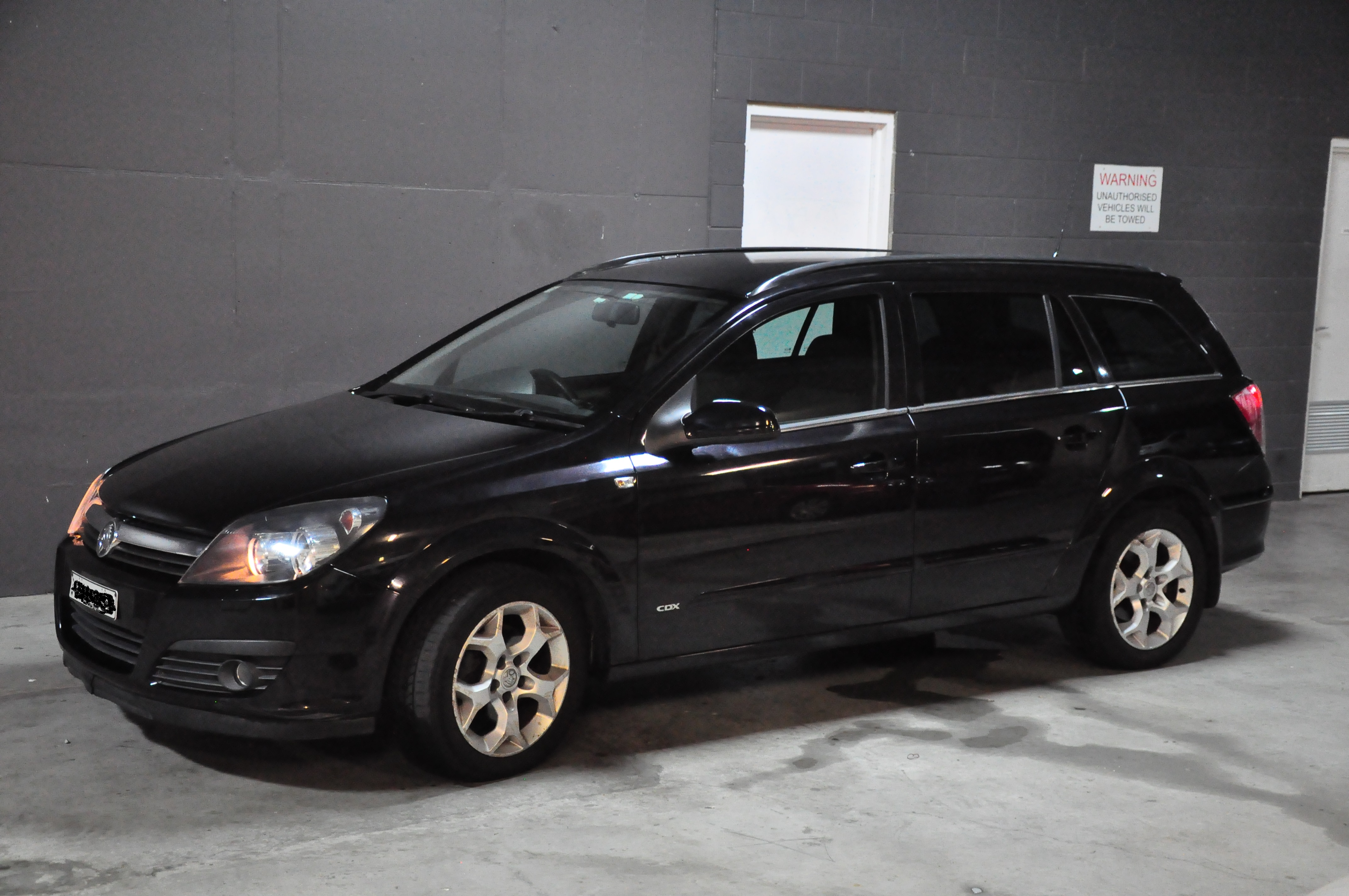 Picture of Krzysztof's 2006 Holden Astra Wagon