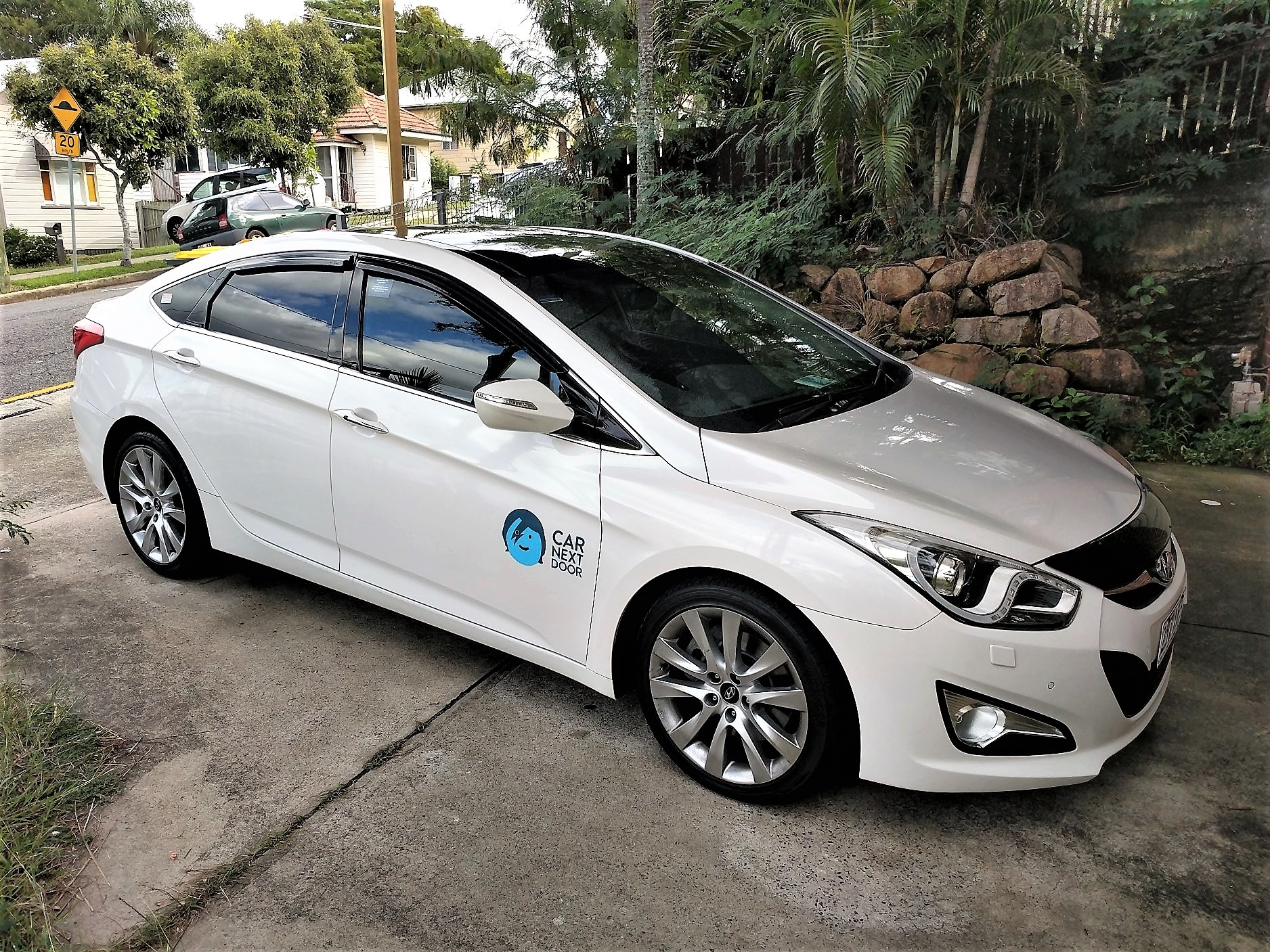 Picture of Tom's 2012 Hyundai I40