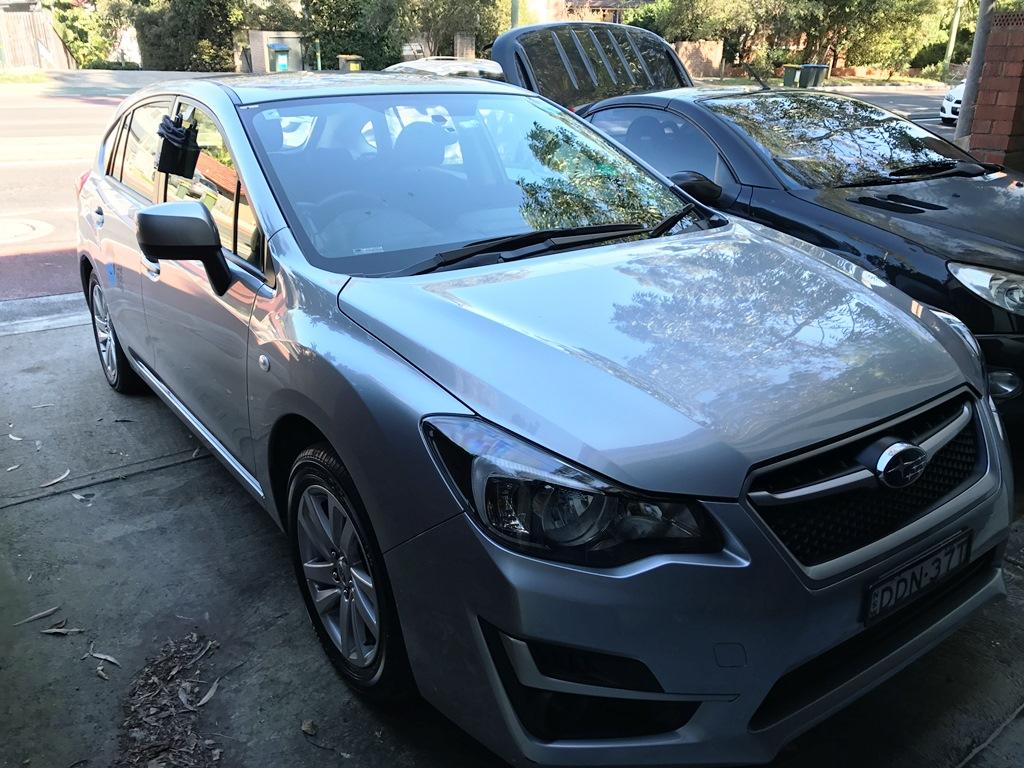 Picture of Andrew's 2016 Subaru Impreza