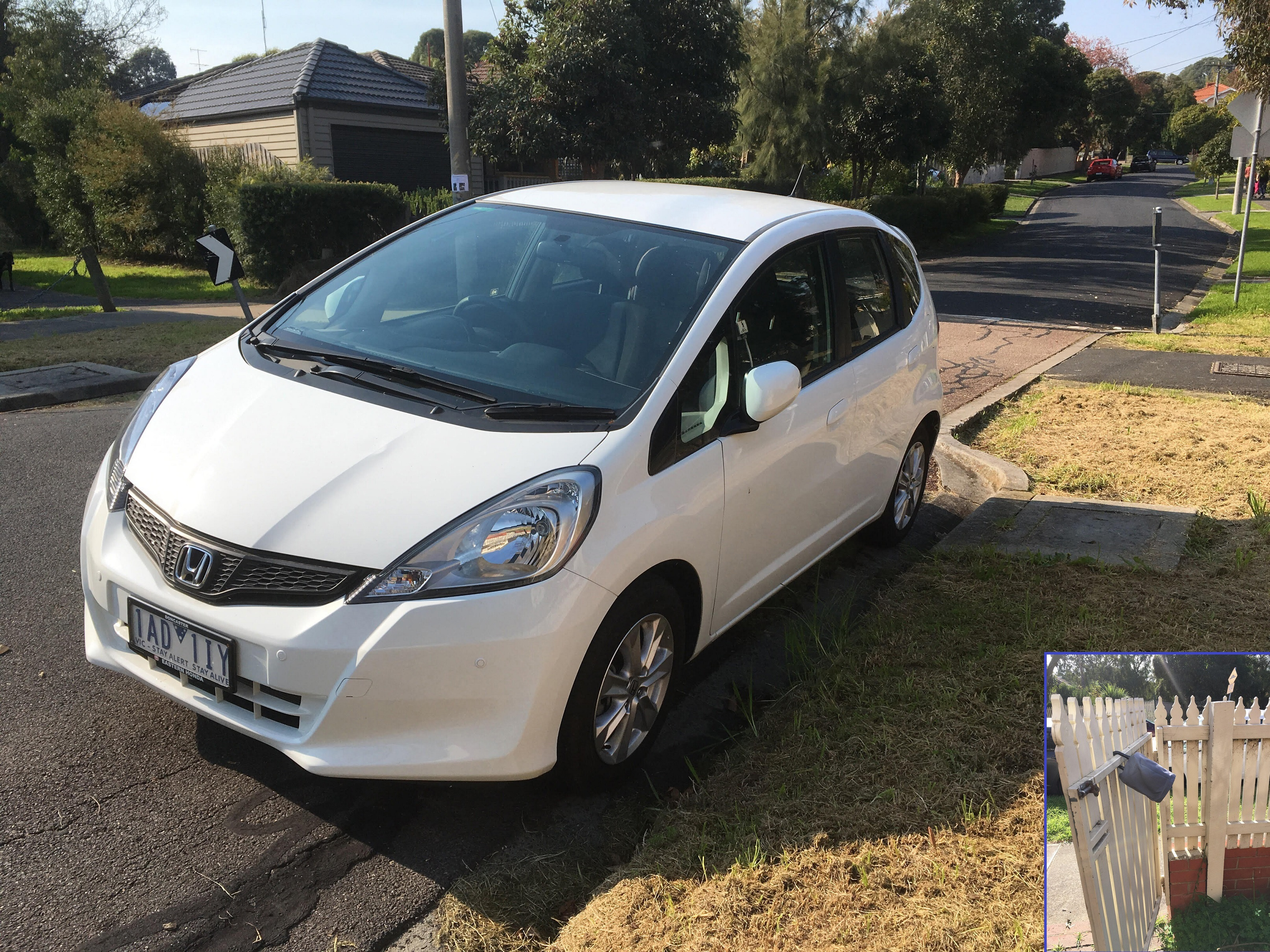 Picture of Evah's 2012 Honda Jazz