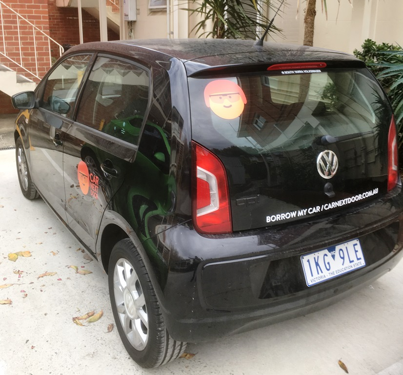 Picture of Jay's 2012 Volkswagen Up