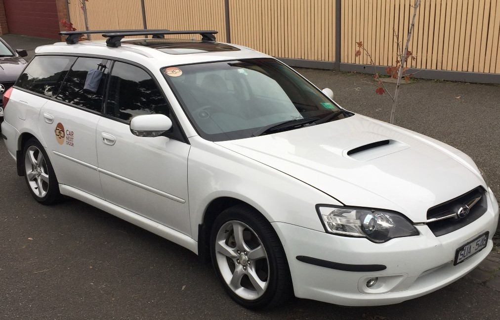 Picture of Kenneth's 2004 Subaru Liberty GT station wagon