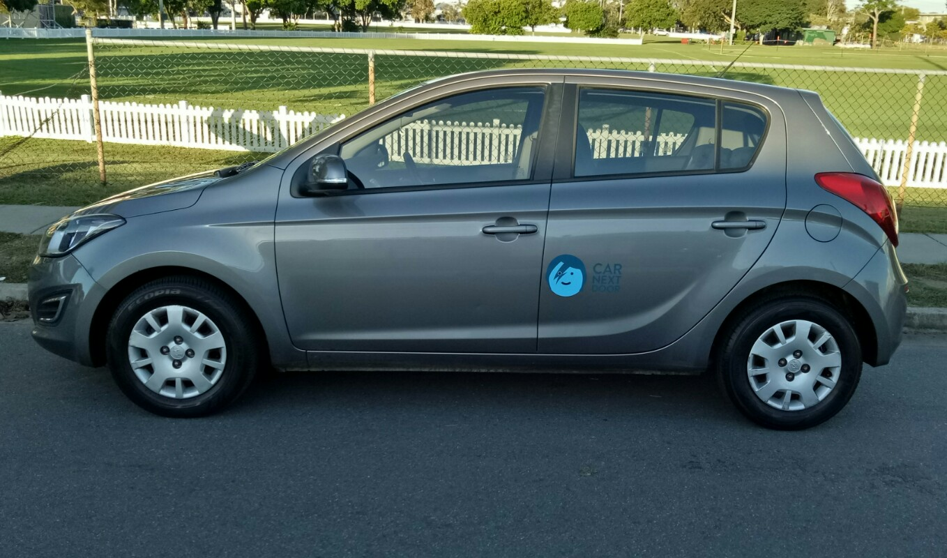 Picture of Erin's 2012 Hyundai i20