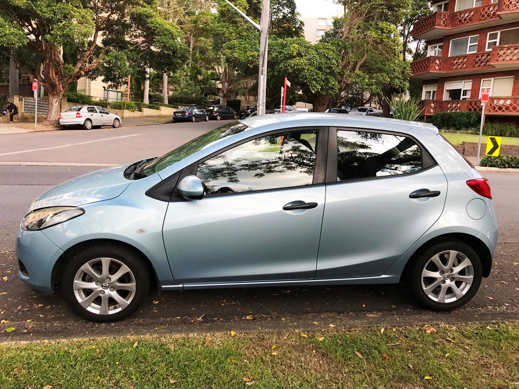 Picture of Ellie's 2007 Mazda 2