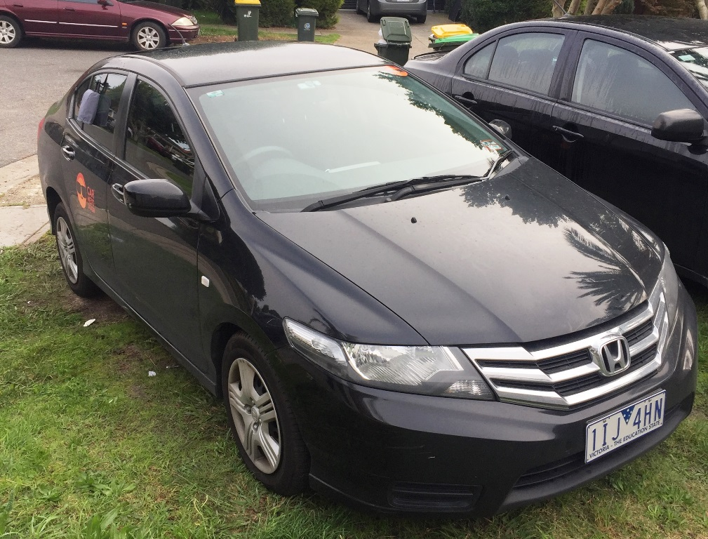 Picture of Priyathas' 2013 Honda City