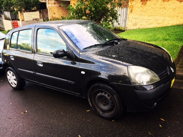 Picture of Lisa's 2003 Renault  Clio