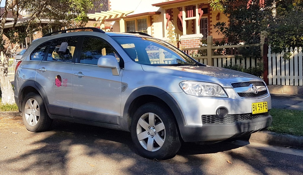 Picture of Sarah's 2010 Holden Captiva CX