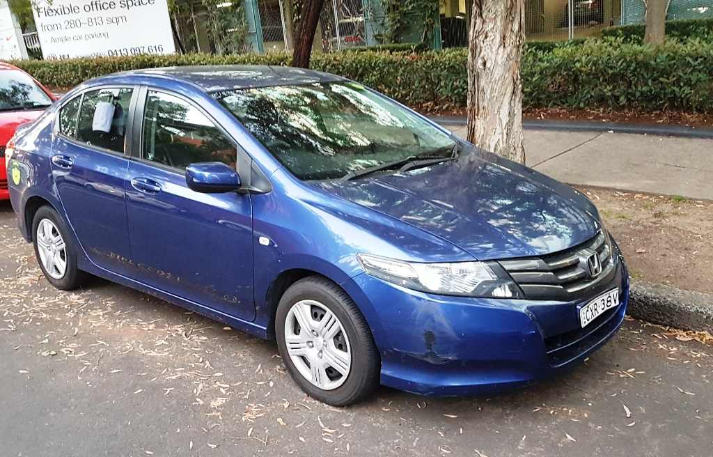 Picture of Gemma's 2010 Honda City