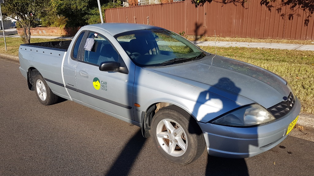 Picture of Angela's 2001 Ford Falcon XR