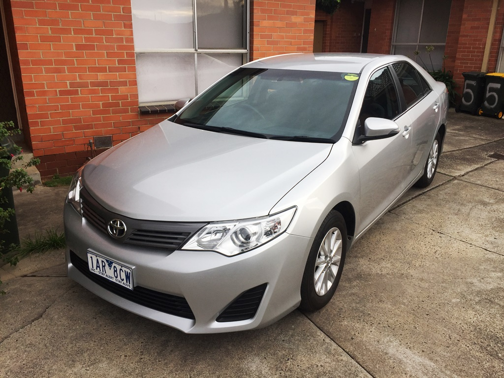 Picture of Ralph's 2013 Toyota Camry Altise