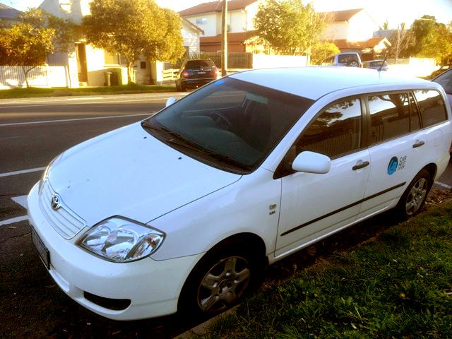 Picture of Jessica's 2006 Toyota Corolla
