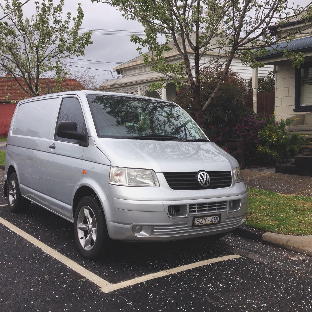 Picture of Alice's 2004 Volkswagen Transporter